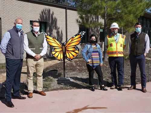 Houston Arboretum Nature Center Butterfly